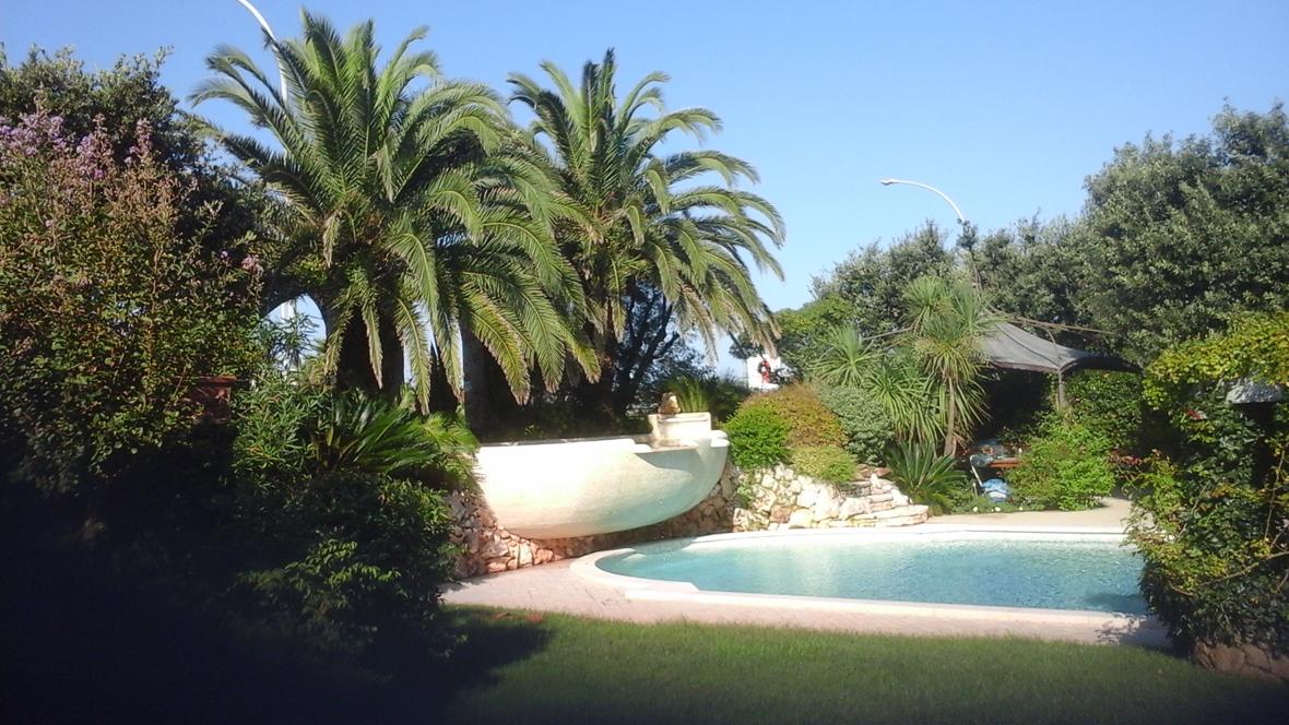 Parco privato a Tonfano (LU)