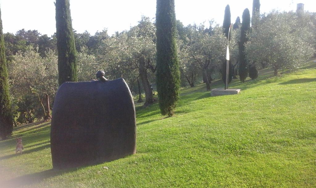 Parco privato a Lucca